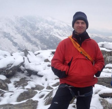 will martin director rockburn tryfan winter mountianeer indoor climbing bouldering boulder rockburn bridport things to do activity school college scout home education