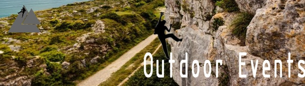 Rockburns outdoor climbing information page - click to find out dates and information relating to climbing outdoors